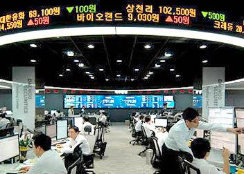 外資の引上げでバ韓国証券市場が死亡www