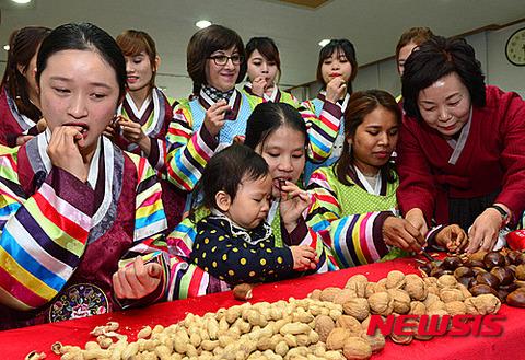 不幸オーラが半端じゃないバ韓国の外国人妻たち