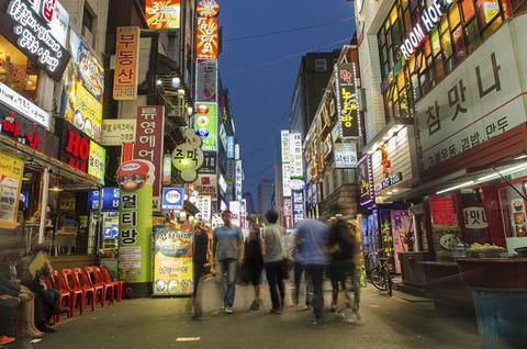 ソウルで「バ韓国塵」お断りの飲食店が増加中