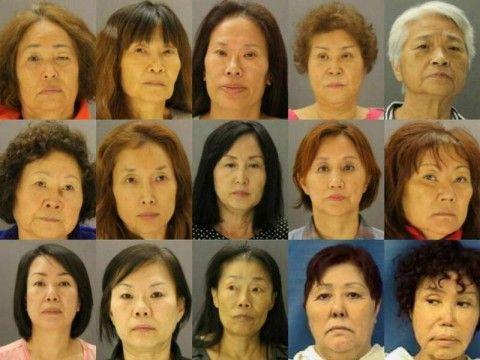 海外で日本人のふりして売春するバ韓国のメスども