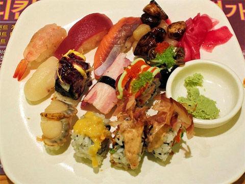 バ韓国塵の作る日本食は毒物同然