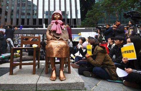 売春婦財団の解散がバ韓国にとどめを刺す