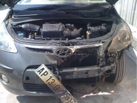 世界中で爆発炎上しているバ韓国車