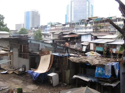 スラム街だらけのバ韓国