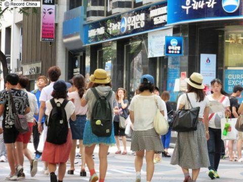 失業率が上がりっぱなしのバ韓国