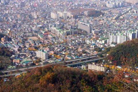 バ韓国光州市の工場で中国人が殺される