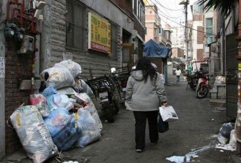 糞尿の匂い漂うバ韓国の首都ソウル