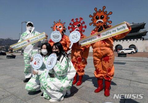 バ韓国塵らしさ爆発のキチガイイベント