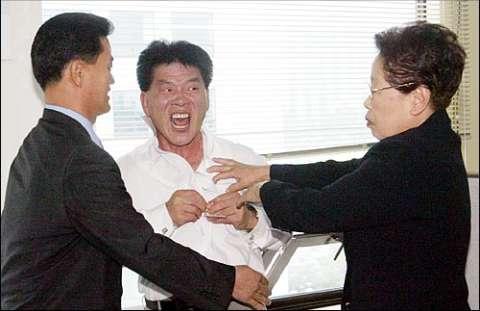 全匹キチガイのバ韓国塵ども