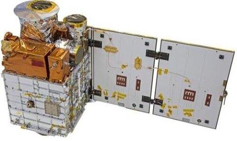 打ち上げ延期となったバ韓国のファルコン9
