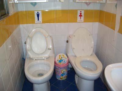 バ韓国のトイレはレイプが日常茶飯事