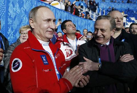 成功に終わったソチ冬季五輪