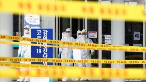 バ韓国の新型コロナ死亡率が急上昇中!!