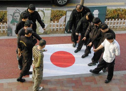 日本を貶めることでしか自我を保てない屑チョンども