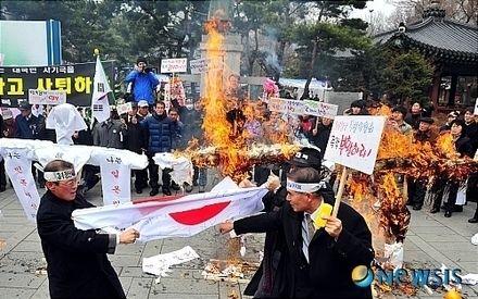 もっとファビョってバ韓国塵どうしで殺し合え!
