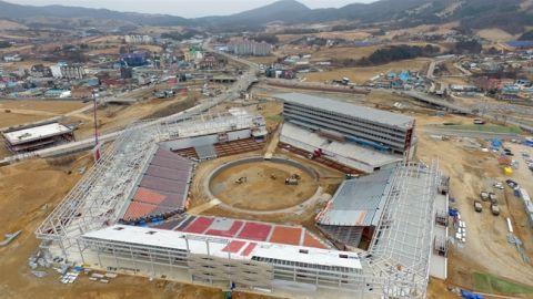 開催前から失敗確実のバ韓国・平昌冬季五輪