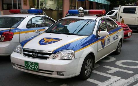 パトカー内で容疑者が服毒自殺とかwwwww