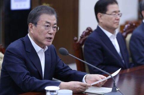 2020年もキチガイ全開のバ韓国・文大統領