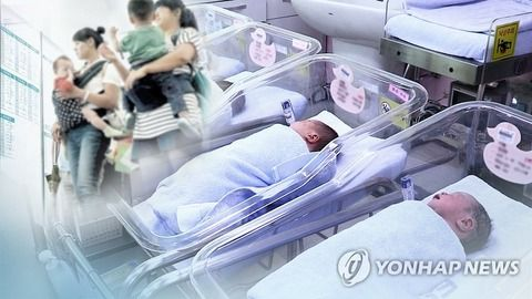 バ韓国の出生率がゼロになりますように
