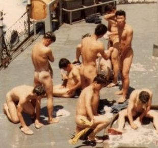 全裸特訓が大好きなバ韓国軍