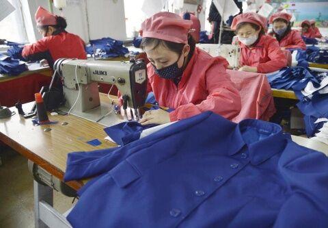北朝鮮の外貨獲得に協力するバ韓国に鉄槌を