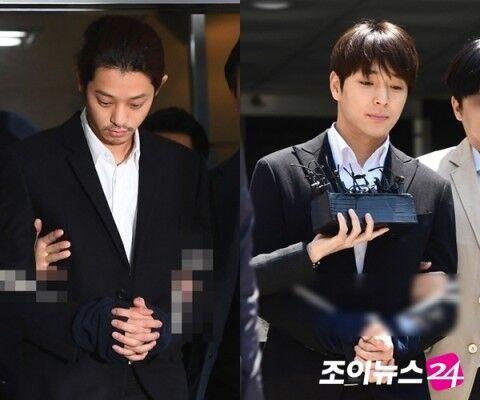 集団レイプの実行犯、バ韓国の歌手2匹