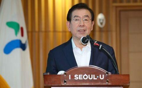 セクハラ告訴された途端自殺したバ韓国の朴元淳