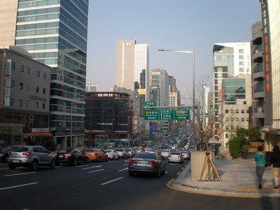 ソウルで白昼に通り魔事件発生