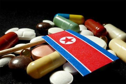 北朝鮮製の覚せい剤がバ韓国に大量流入か
