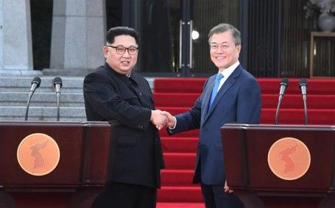 北チョンがバ韓国側を批判