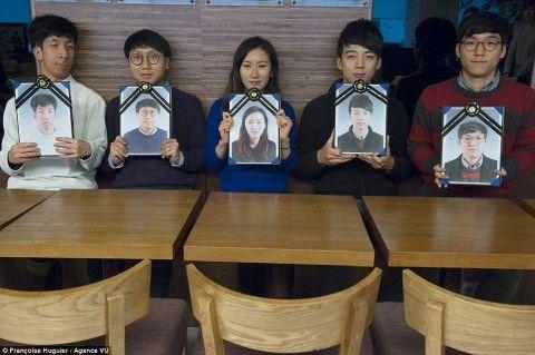 「死の授業」で自殺と向き合うバ韓国塵ども