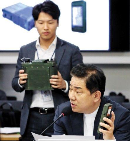 バ韓国の無線機は寒くなると使えないwwww