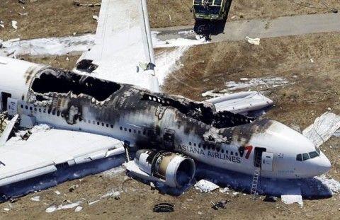 バ韓国の航空機は空飛ぶ棺桶