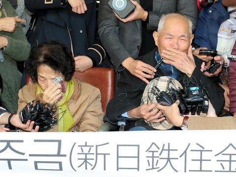 バ韓国の徴用工訴訟、政府が民間意見を聴取