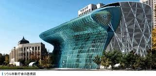 真昼間のレイプが大流行するソウル市庁舎