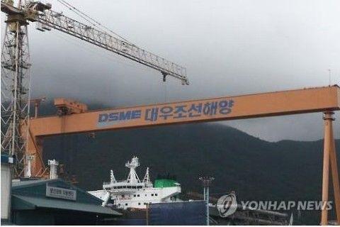 バ韓国の造船不況が止まらない