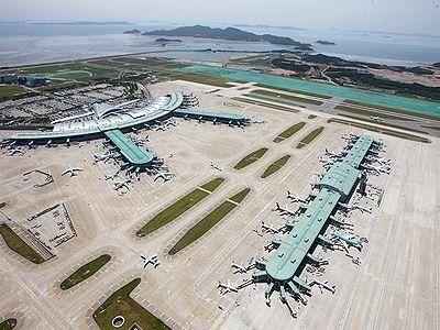 セキュリティも糞もないバ韓国の仁川国際空港