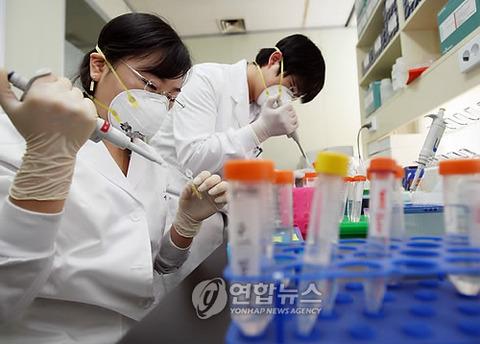 バ韓国で肺炎患者が集団発生