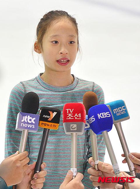 八百長女王2代目就任のユ・ヨン