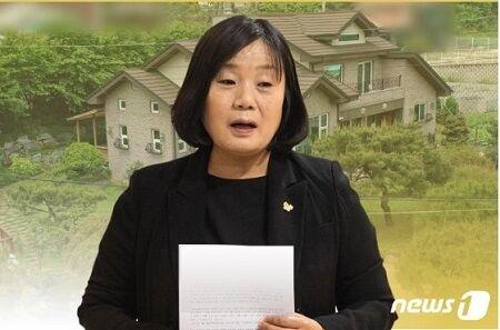 寄付金を好き勝手に使っていたバ韓国の尹美香