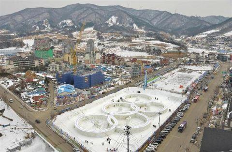 史上最悪の五輪となることが決定しているバ韓国・平昌冬季五輪