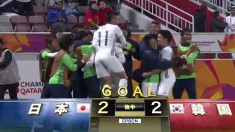 リオ五輪サッカーアジア予選、日本が優勝