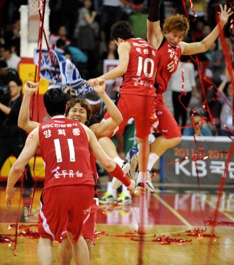 バ韓国のプロバスケットリーグは身長制限あり