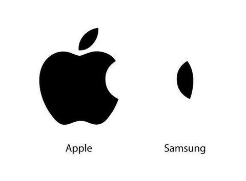 アップルを一方的にライバル視する屑サムスン