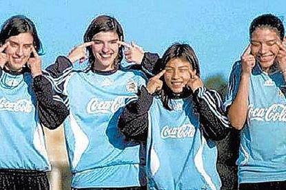 アルゼンチン女子サッカー代表チーム