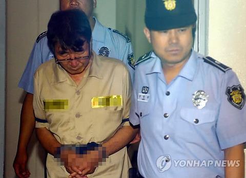 死刑を免れた大量韓国塵を殺した英雄