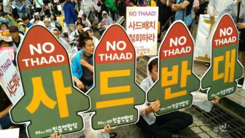 中国に完全服従するバ韓国