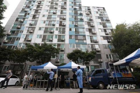 バ韓国ソウルのマンションでゲイコロナ集団感染