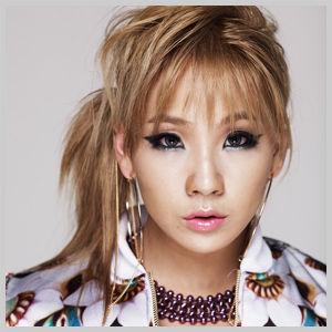 バ韓国、2NE1のCL