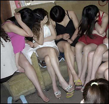 強制売春大国の韓国。日本を責める資格なんざありません